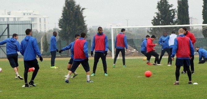 Akhisar Belediyespor, Bursaspor hazırlıklarına başladı