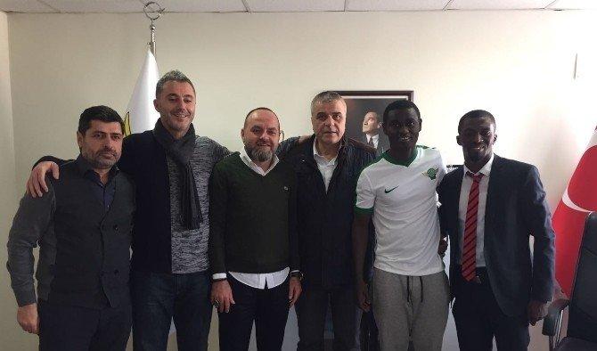 Akhisar Belediyespor, Enoch Kofi Adu'yu transfer etti