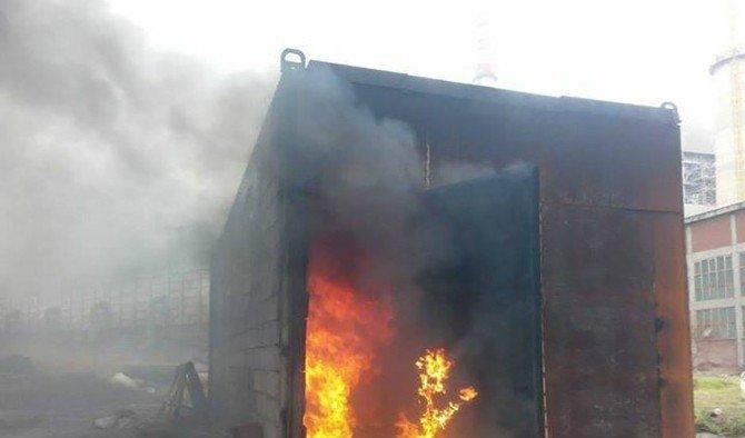 Ateş savaşçıları Manisa için çalışıyor