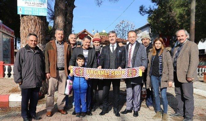 Başkan Şirin Urganlı Mahallesi sakinleriyle buluştu