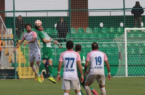 Manisa Büyükşehir Belediyespor-Halide Edip Adıvarspor Fotoğrafları