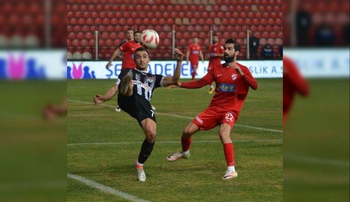 Manisaspor - Boluspor maçı fotoğrafları