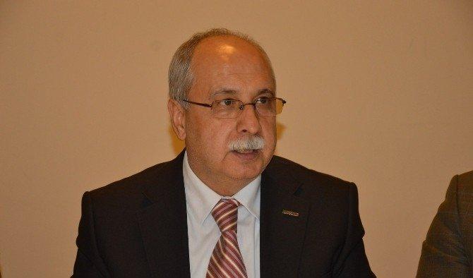 MÜSİAD'ın yeni yönetiminden ilk toplantı