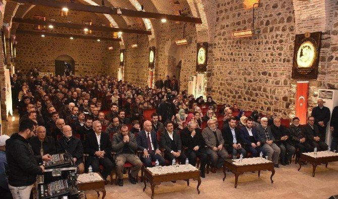 """""""Müslümanın Kalbi Hayatı"""" konferansına yoğun ilgi"""