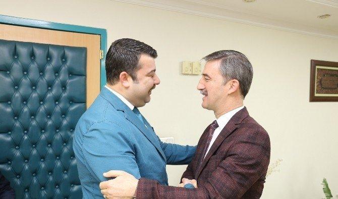Türk Yerel Hizmet-Sen ile Sosyal Denge Sözleşmesi imzalandı
