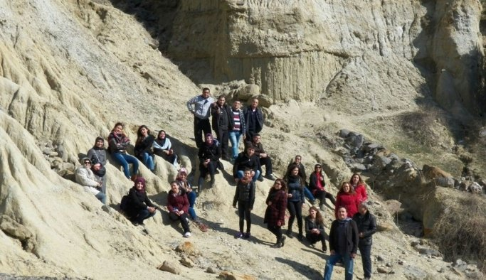 Kırsal turizm kursiyerleri Kula'yı gezdi