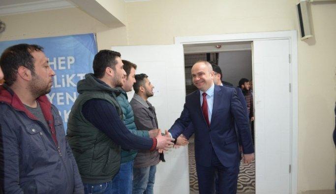 Kula AK Parti İlçe Danışma Meclisi Toplantısı yapıldı