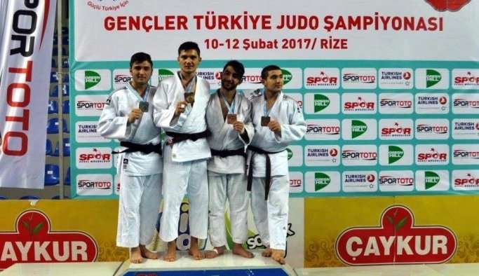 Manisalı judocularda bir başarı daha