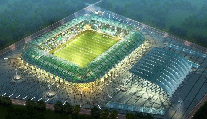Spor Toto Akhisar Stadyumu ihaleye çıkıyor