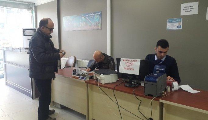 Turgutlu'da da Manisa Kart dönemi başlıyor