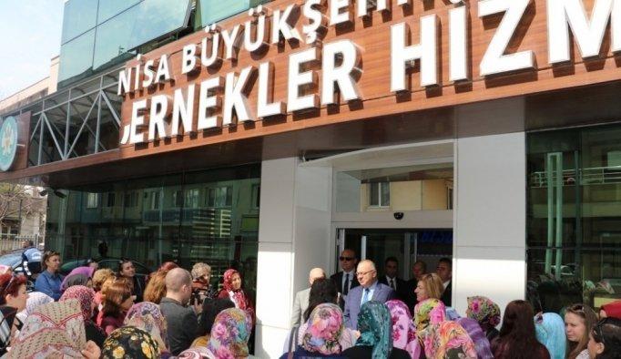 Başkan Ergün, kadınlarla buluştu