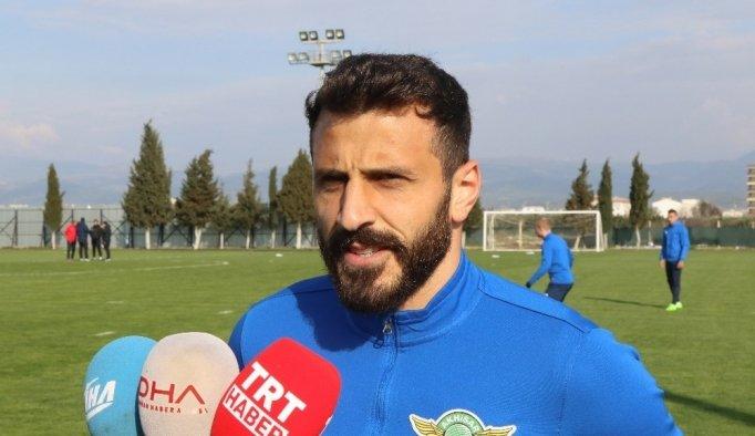 """Caner Osmanpaşa: """"Adanaspor maçını kazanmalıyız"""""""