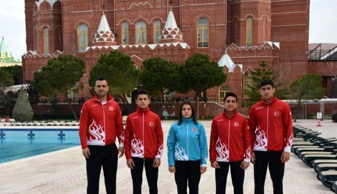 Manisa BBSK'lı sporcular milli takım için mücadele edecek