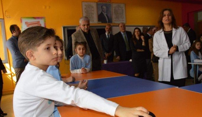 """Manisa'da """"Çocuk Üniversitesi"""" projesi"""
