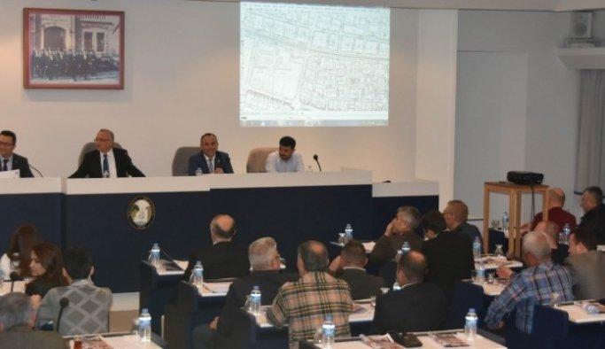 Salihli Belediyesi Mart ayı toplantısı yapıldı