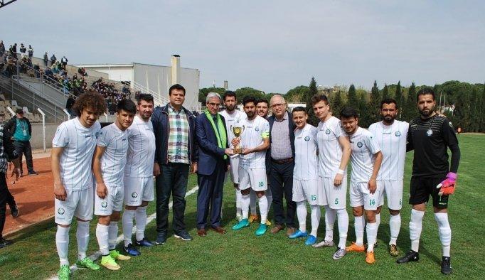 Salihli Belediyespor, 3 puanı 2 golle aldı