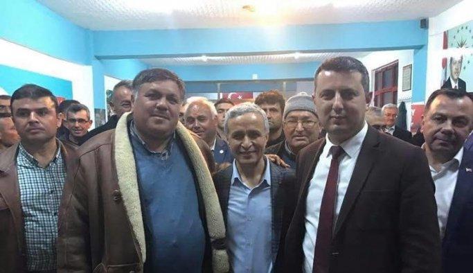 Sarıgöl AK Parti'de teşkilat içi eğitim