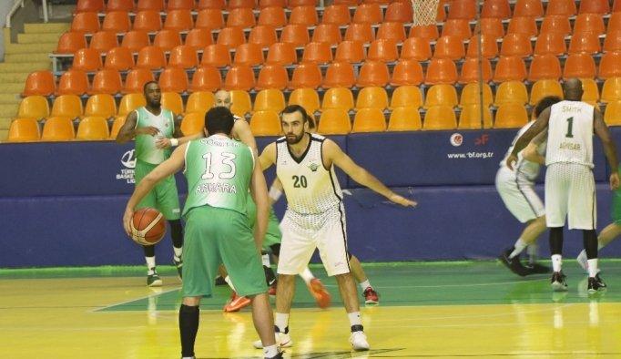 Akhisar Beleidyespor, son maçında DSİ'ye konuk oluyor