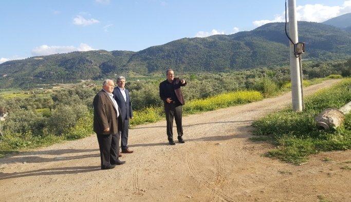 Alaşehir Belediyesi, vatandaşın ayağına gidiyor