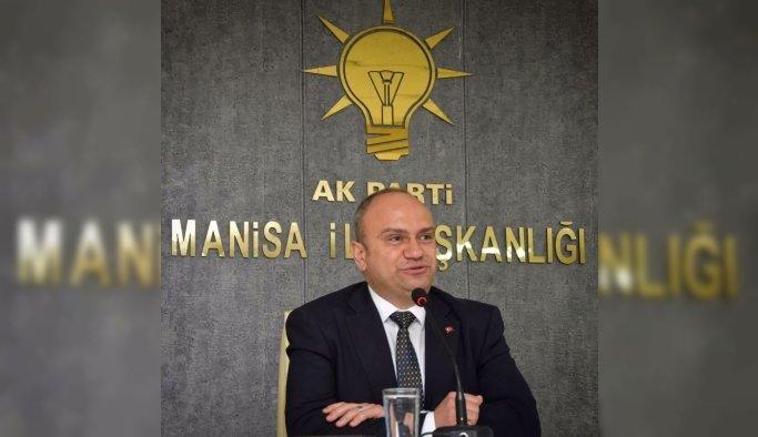 """Başkan Mersinli: """"Şimdi icraat zamanı"""""""