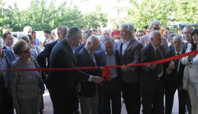 Akhisar Belediyesi Spor Müzesi açıldı