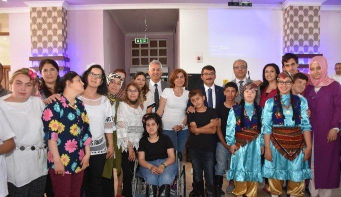 """Başkan Çelik: """"Engellilerimize pozitif ayrımcılığımız devam edecek"""""""