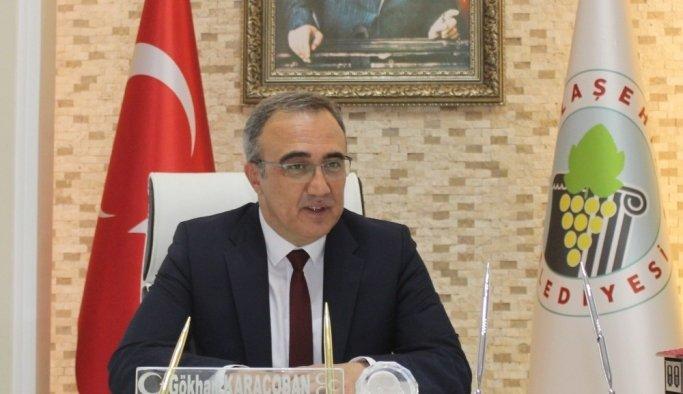 Başkan Karaçoban'dan Çiftçiler Günü mesajı