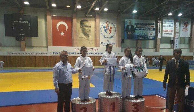 Bengü Yılmaz, Türkiye şampiyonu oldu