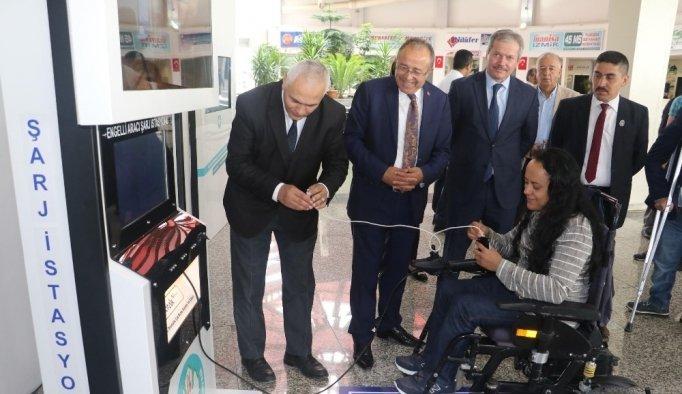 Büyükşehirden engelliler için bir hizmet daha
