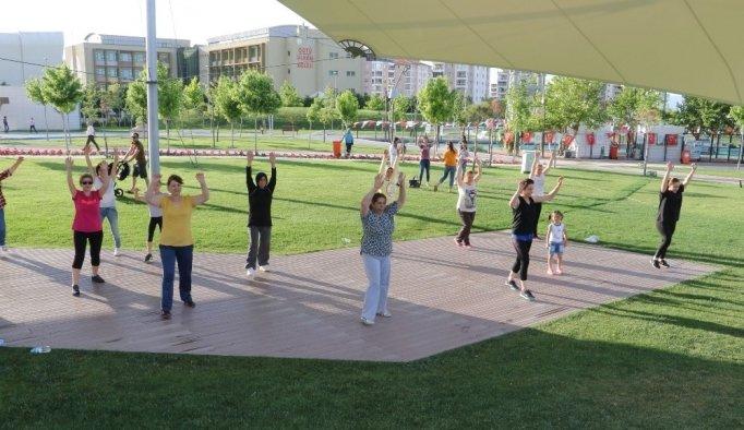 Büyükşehirden sağlık için spor etkinliği