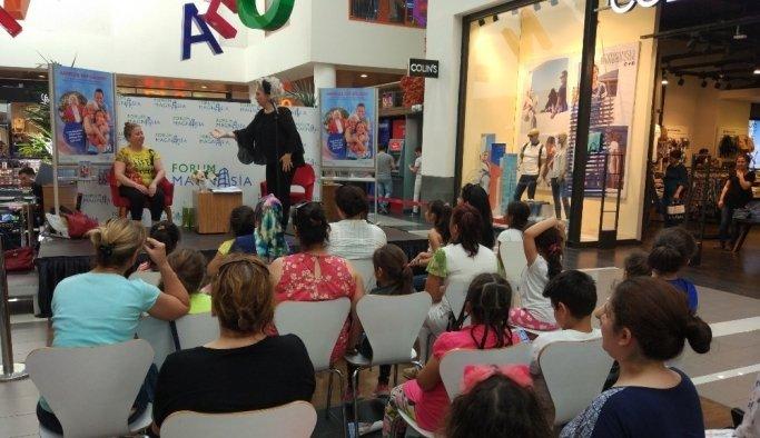 Forum Magnesia'dan anneleri güldüren etkinlik