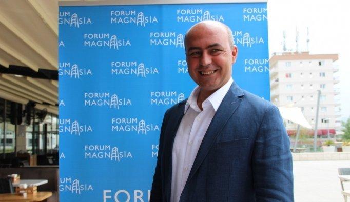 Forum Magnesia'nın yeni Genel Müdürü Özgür Tekdemir