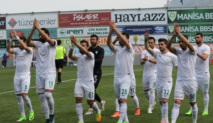 Manisa BBSK Silivrispor maçına kilitlendi
