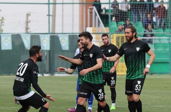Manisa Büyükşehir Belediyespor kenetlendi