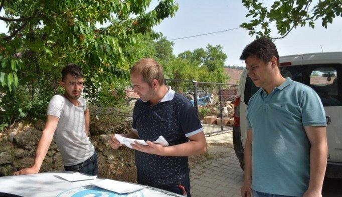 Manisa'da mekanik su sayaçları yenileniyor
