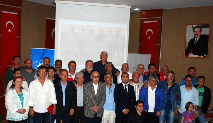 Yeni Salihlispor'un efsaneleri, 31 yıl sonra buluştu