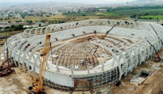 Akhisar Belediyespor, yeni stadın kombinelerini satışa sunacak