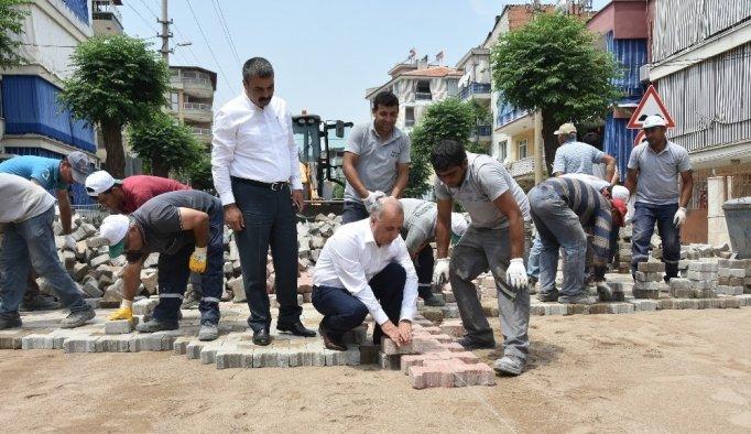 Başkan Kayda'dan belediye hizmetlerine yerinde inceleme