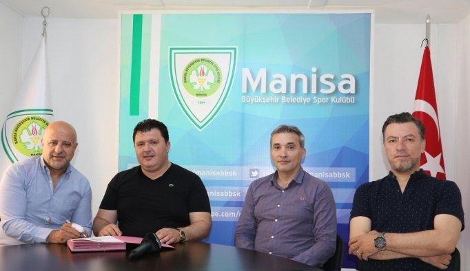Manisa BBSK teknik adam Levent Devrim'le devam edecek