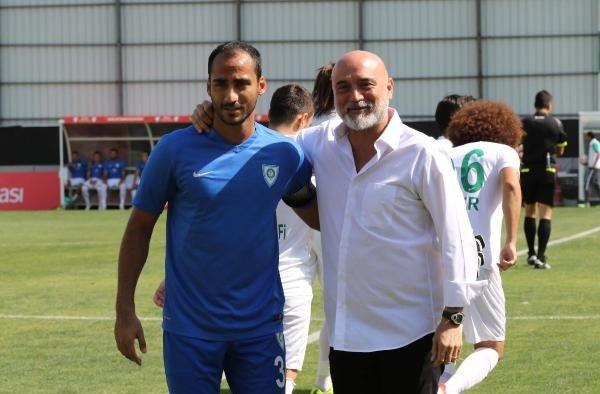 Manisa Büyükşehir Belediyespor'da 5 oyuncuyla yollar ayrılıyor