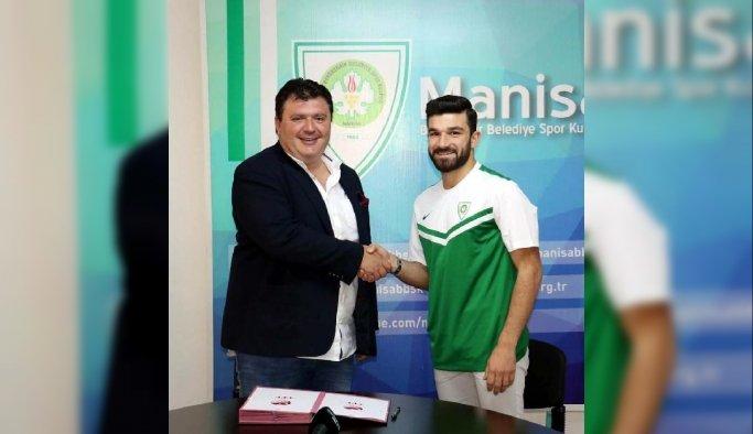 Manisa Büyükşehir Belediyespor Emir'i aldı