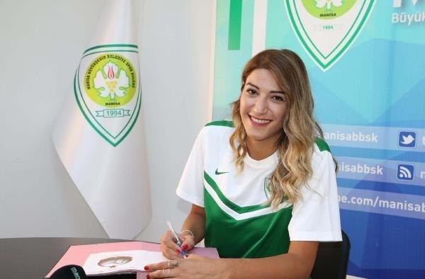 Manisa Büyükşehir Belediyespor filede Buse ile anlaştı
