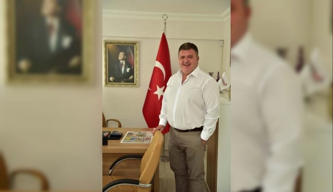 Manisa Büyükşehir Belediyespor'un yeni Başkanı Mevlüt Aktan