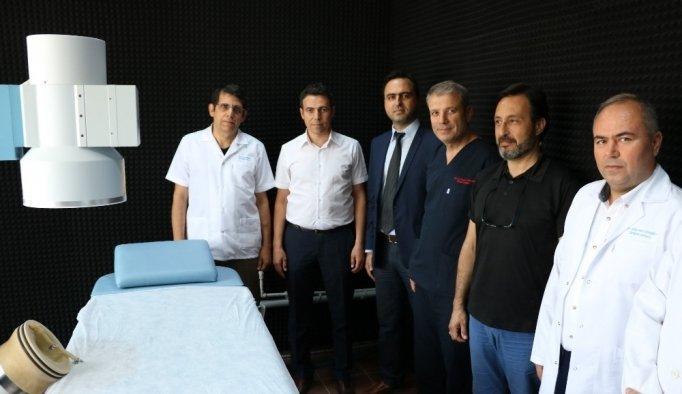 Manisa Devlet Hastanesi'ne yeni ünite