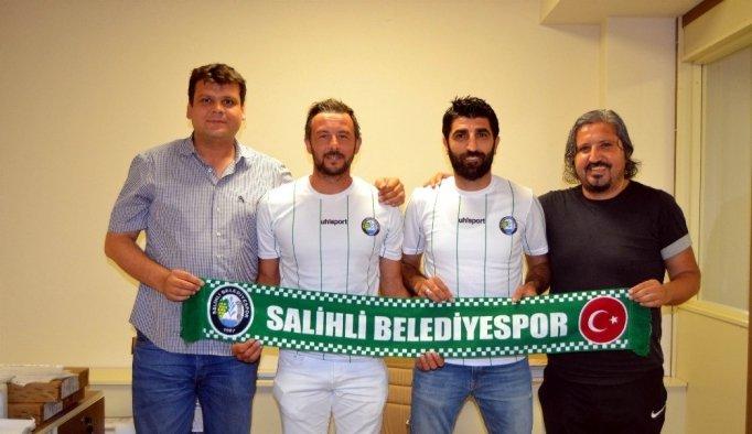 Salihli Belediyespor'da yeni transfer