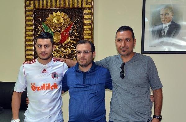 Turgutluspor Yaşar Yılmaz'la imzaladı