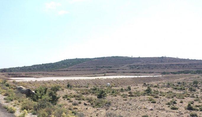 430 dekar arazide sulu tarım yapılacak