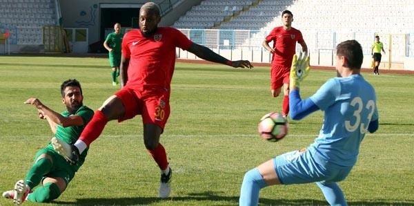 Akhisar Belediyespor galibiyetten mutlu