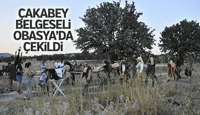 Anadolu Selçuklu Devletinin Denizler fatihi, Çakabey Belgeseli Obasya'da çekildi.