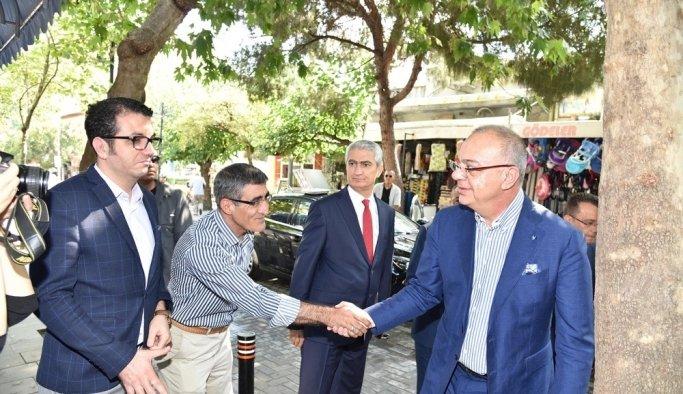 """Başkan Ergün: """"Elektrikli otobüsler geliyor"""""""